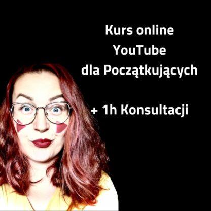 Kurs online YouTube dla Początkujących